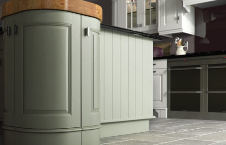 dante-oak-painted-sage-green-brilliant-white-kitchen-quadrant-cabinets-