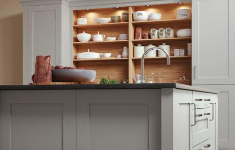 georgia-painted-light-grey-kitchen-island-cabinets