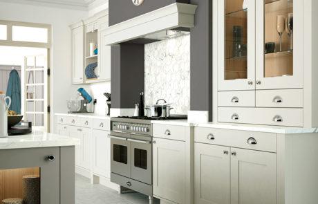 georgia-painted-porcelain-stone-kitchen-cabinets-mantle-shelf