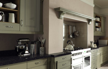 modern-contemporary-windsor-classic-painted-olive-kitchen-mantle-corbals