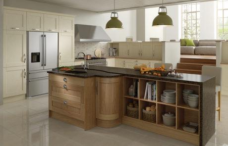olympia-oak-white-kitchen-island-cabinets